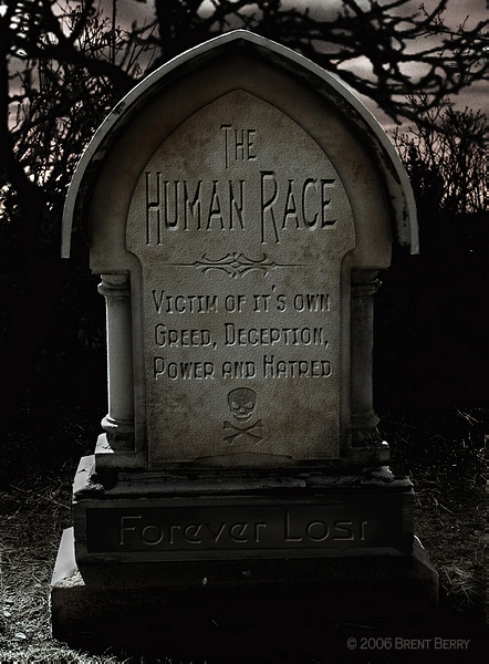 Human Race - Brent Berry